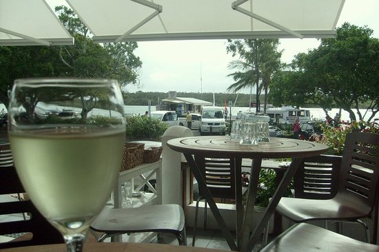 IS Tapas Bar: Sit back, relax and enjoy the view