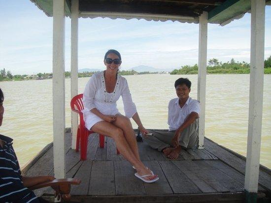 Thuan Tinh Island: Captain