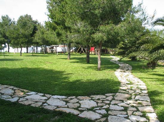 Defensola, Italië: il parco