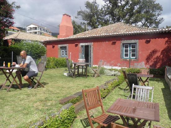 Quinta das Vinhas: ancien bâtiment