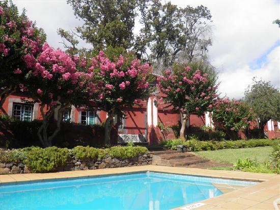 Quinta das Vinhas: l'un des 2 piscines