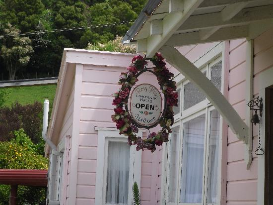 The Station House Motel: Rosy Glow Chocolates