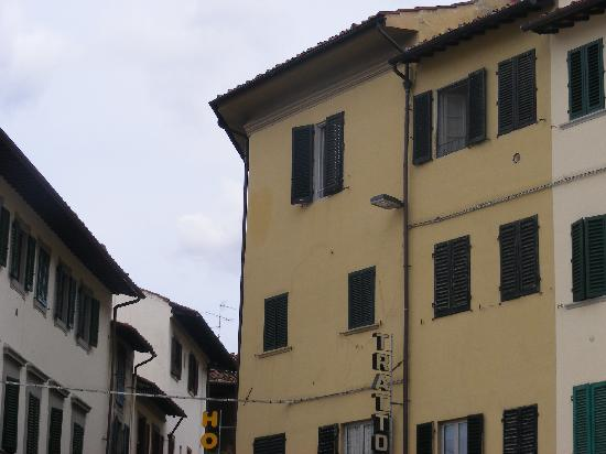 italhotels san lorenzo: view from the market square