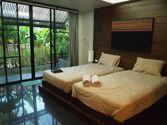 Gord Chiangmai: Twin room