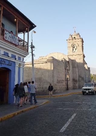 Hotel San Agustin Posada del Monasterio: Posada del Monasterio Arequipa