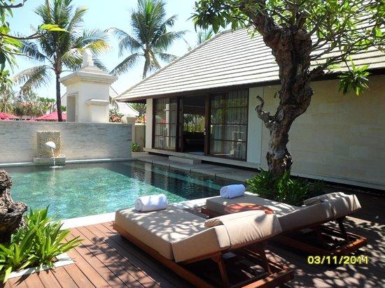 Royal Villa Picture Of The Royal Santrian Luxury Beach Villas Tanjung Benoa Tripadvisor