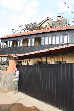 La Maison du Pyla: de voorkant