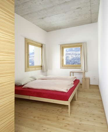 Scuol Youth Hostel : Doppelzimmer
