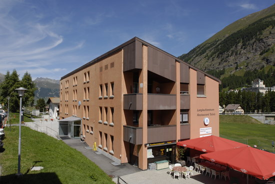 Pontresina Youth Hostel