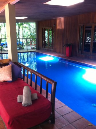 Daintree EcoLodge & Spa: Swimming Pool Area