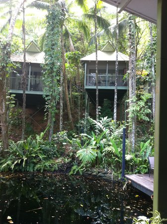 Daintree EcoLodge & Spa : Rooms closest to Restaurant