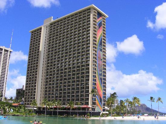 Hilton Hawaiian Village Waikiki Beach Resort : Rainbow Tower