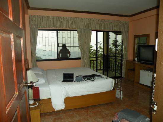 Mae Salong Flower Hills : la camera