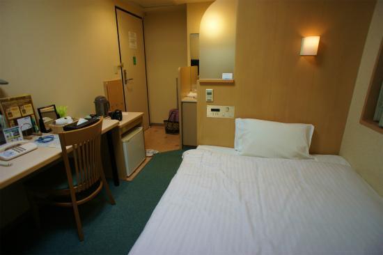 Dormy Inn Hiroshima: シングルルーム