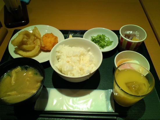 Dormy Inn Hiroshima: 朝食