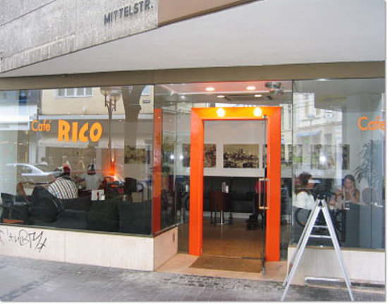 Cafe RICO: Rico