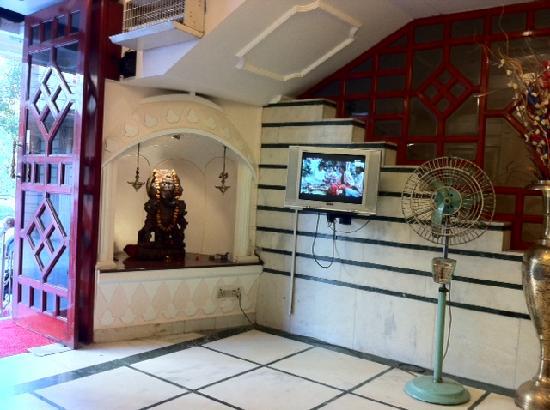 Hotel Classic: Reception Area