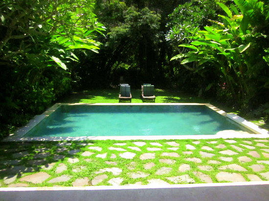 Plataran Canggu Resort & Spa: The beautiful pool where we spent most time at