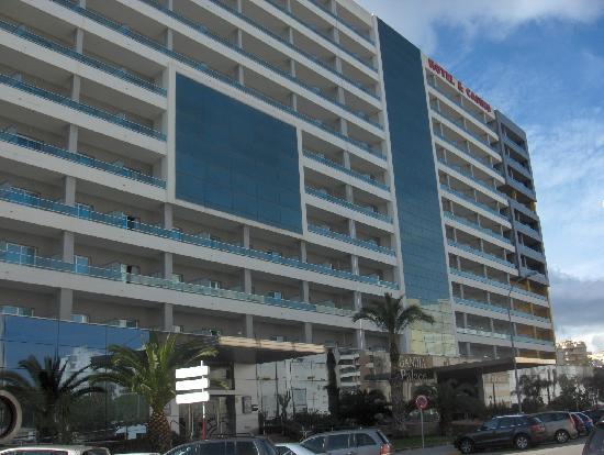 Gimnasio picture of hotel gandia palace playa de gandia for Gimnasio gandia