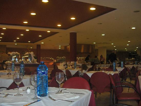 Hotel Gandia Palace: Comedor