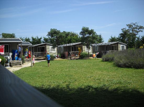 Camping Las Dunas: Dal nostro bungalow