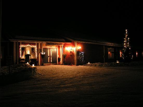 Christmas in Hotel Seita, Äkäslompolo