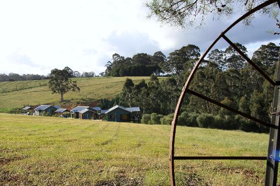 Rainbow Trail Chalets: Great rural property