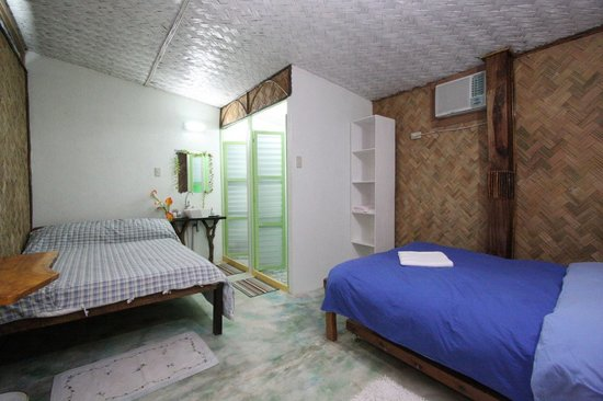 Coron Villa Hermosa: Coron Island Room