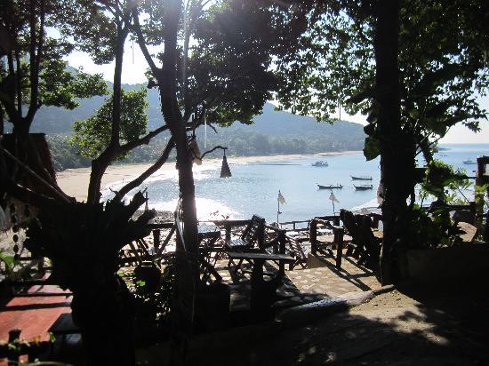 Lanta Marine Park View Resort: The hotel's restaurant