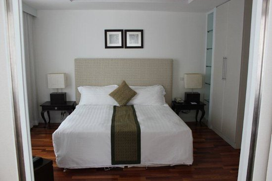 Natural Ville Executive Residences: Seperate Bedroom