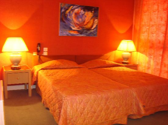 Hotel le Cleves: Chambre twin