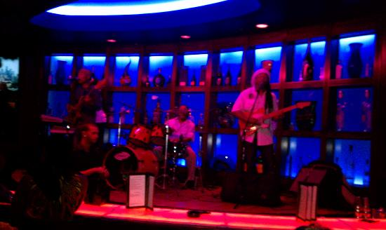 Blue Martini: Great Reggae Band!
