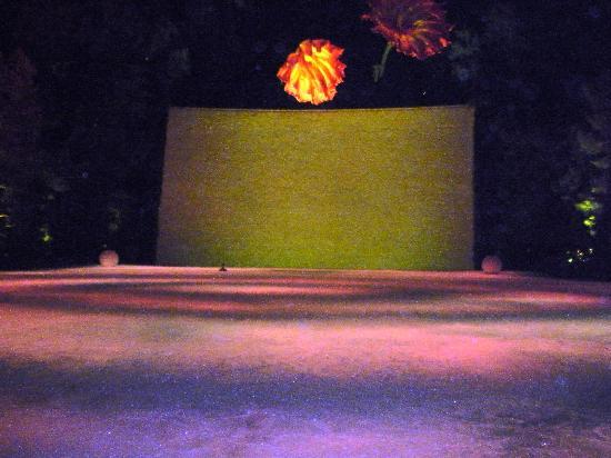 Parasol Up Parasol Down at Wynn Las Vegas : Light Show