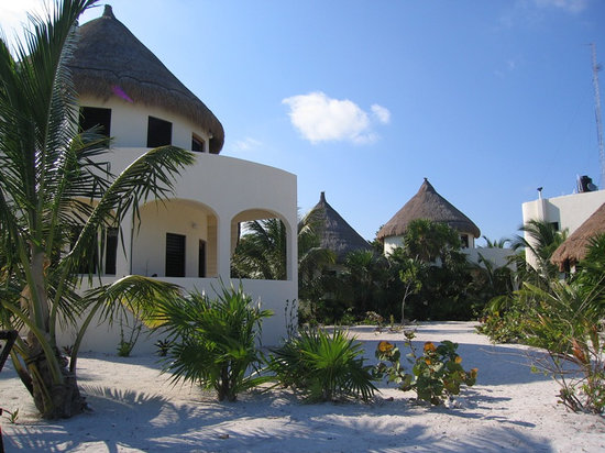 Balamku Inn on the Beach