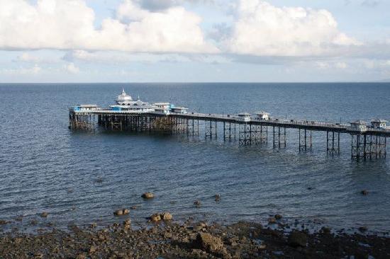 The Carmen: Llandudno's pier