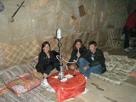 Carnelia Beach Resort: tenda dei beduini fantastica