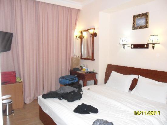 Hotel Filippo Roma: Camera matrimoniale