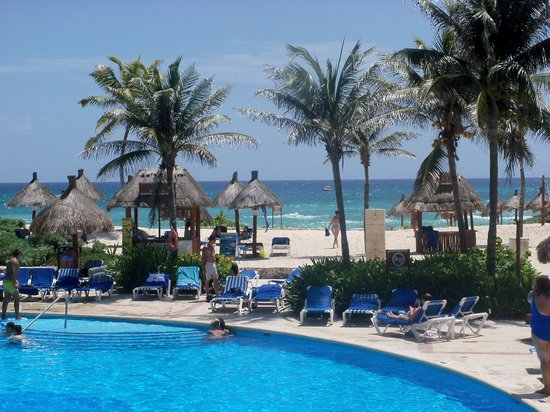 Grand Bahia Principe Tulum : Pool and beach - Tulum