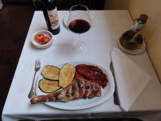 El Taller: Gran variedad carne a la brasa