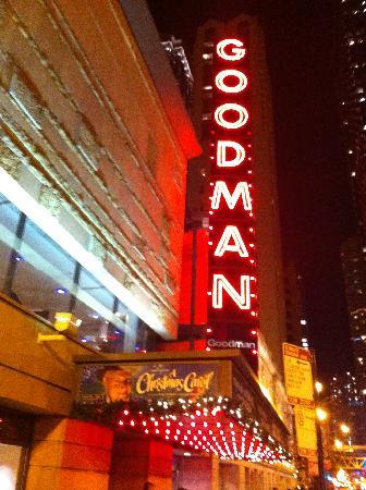 Goodman Theatre: A Christmas Carol