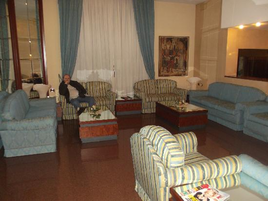 Soperga Hotel: Hotel Soperga Sitting area