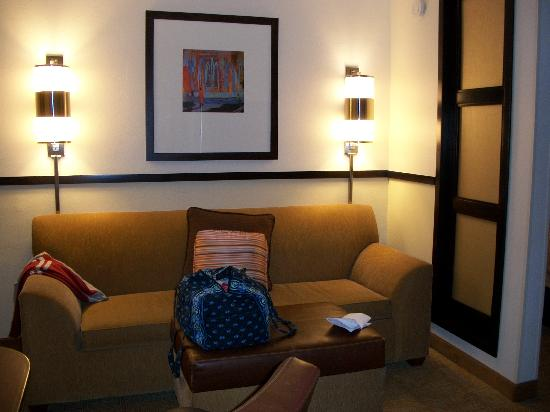 Hyatt Place Perimeter Center: Sitting Area