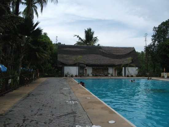 Digos City, Filippinene: Swimming pool in Digos