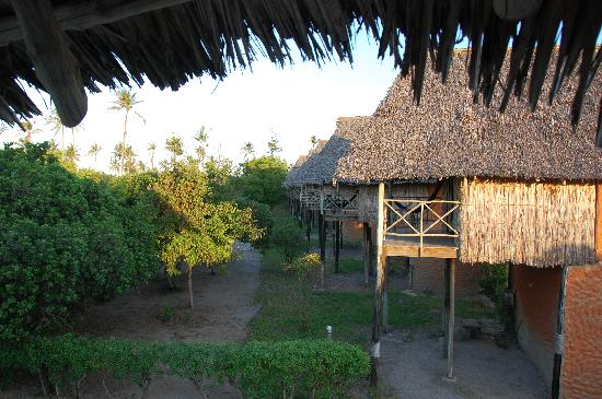 Kipepeo Beach Village: chalets