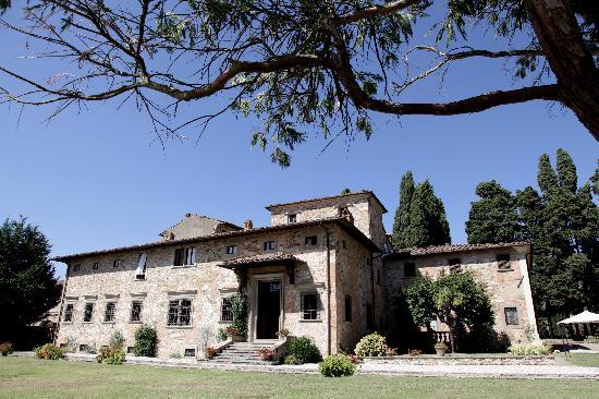 Villa Medicea Lo Sprocco: Inserimento 21/11/2011 foto di settembre