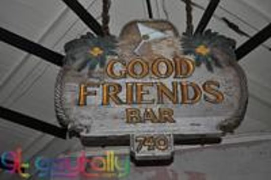 Good Friends Bar & Queens Head Pub