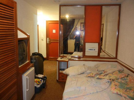 Lord Hotel: das Zimmer allgemein