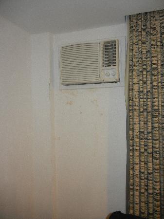 Lord Hotel: Klimaanlage
