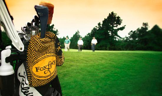 Foxfire Golf and Country Club: Golf Bag