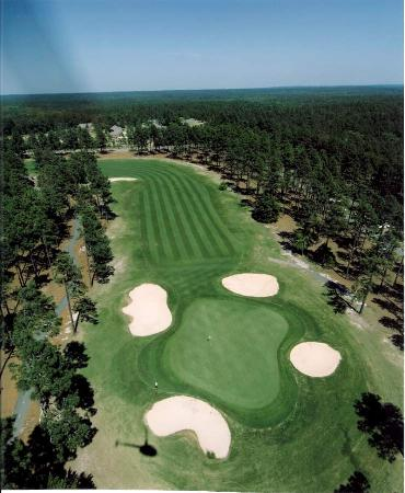 Foxfire Golf and Country Club: View
